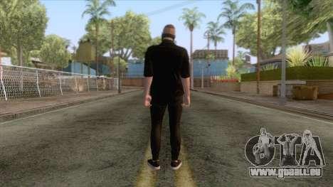 GTA Online Skin 3 pour GTA San Andreas troisième écran