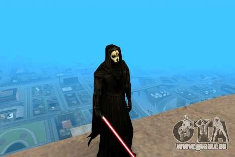 Darth Nihilus de KOTOR 2 pour GTA San Andreas