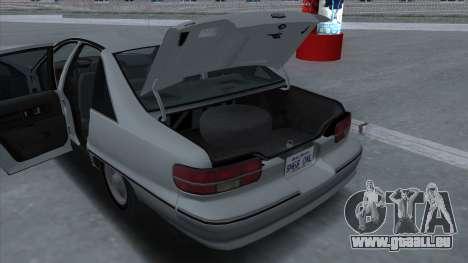 Chevrolet Caprice Classic 1992 für GTA San Andreas