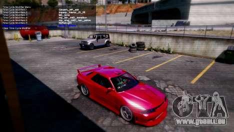GTA 5 Simple Trainer v6.4 sechster Screenshot