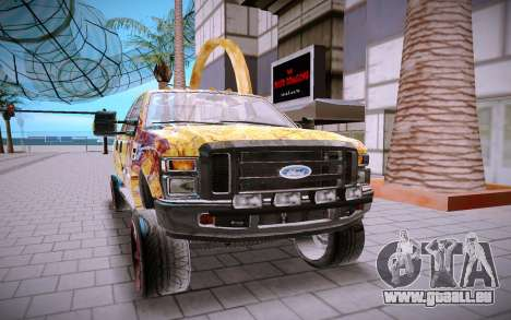 Ford F150 für GTA San Andreas