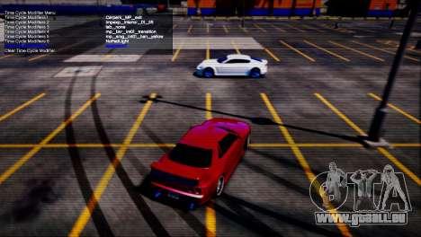 GTA 5 Simple Trainer v6.4 achten Screenshot