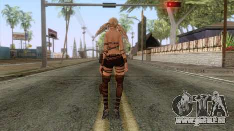 Ayumi Blade of Time Reskinned pour GTA San Andreas