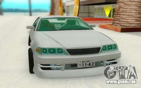 Toyota Mark 2 für GTA San Andreas