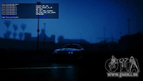 GTA 5 Simple Trainer v6.4 neunter Screenshot