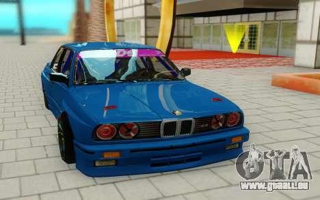 BMW M3 E30 für GTA San Andreas