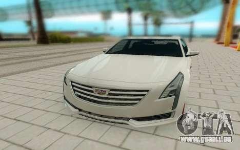 Cadillac CT6 pour GTA San Andreas