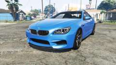 BMW M6 Coupe (F13) [add-on]