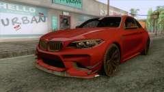 BMW M2 Coupe pour GTA San Andreas