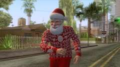 GTA Online - Christmas Skin 2 pour GTA San Andreas