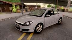 Opel Astra H Sedan pour GTA San Andreas