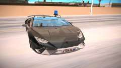 Lamborghini Huracan HP 2018 pour GTA San Andreas