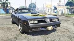 Pontiac Firebird Trans Am 1977 v3.0 [replace]