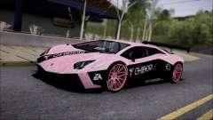 Lamborghini Aventador v1