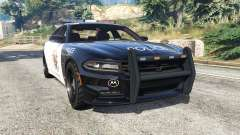 Dodge Charger RT 2015 LSPD [replace]