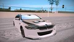 BMW M5 F90 weiß für GTA San Andreas