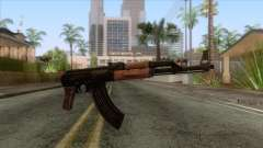 AK-47 With no Stock v1 für GTA San Andreas