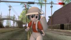 Kemono Friends - Kaban Chan pour GTA San Andreas
