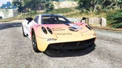 Pagani Huayra v1.6 [replace]