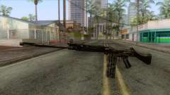 FN-FAL Camouflage pour GTA San Andreas