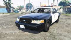 Ford Crown Victoria Los Santos Police [replace]