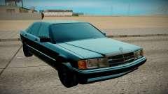 Mercedes-Benz W201 E190 pour GTA San Andreas