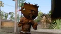 Final Fantasy Mobius - Oglock Skin v7 für GTA San Andreas