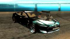 Tesla Model S pour GTA San Andreas
