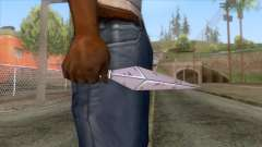 Ninja Kunai Weapon pour GTA San Andreas