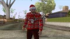 GTA Online - Christmas Skin 1 pour GTA San Andreas