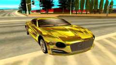 Bentley EXP 10 Speed 6 pour GTA San Andreas