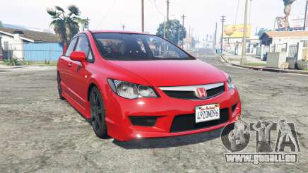 Honda Civic Type-R (FD2) 2008 [add-on] für GTA 5