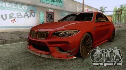 BMW M2 Coupe für GTA San Andreas