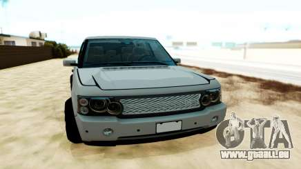 Range Rover Vogue pour GTA San Andreas