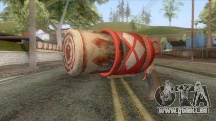 Injustice 2 - Harley Quinn Cork Gun v2 für GTA San Andreas