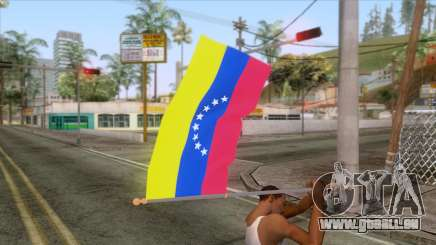 Flag of Venezuela v2.0 pour GTA San Andreas