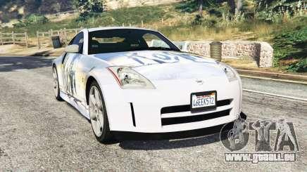 Nissan 350Z (Z33) [replace] pour GTA 5