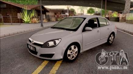 Opel Astra H Sedan für GTA San Andreas