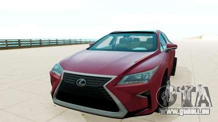 Lexus RX350 pour GTA San Andreas