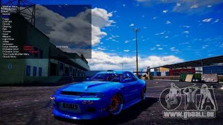 Simple Trainer v6.4 pour GTA 5