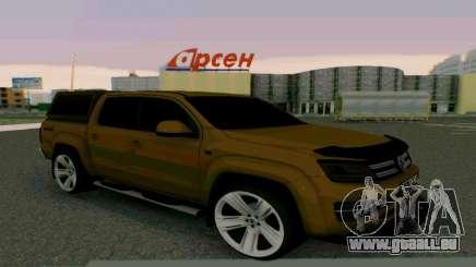 Volkswagen Amarok für GTA San Andreas