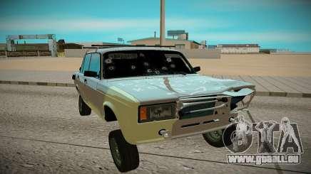 Zwei tausend ein hundert sieben für GTA San Andreas