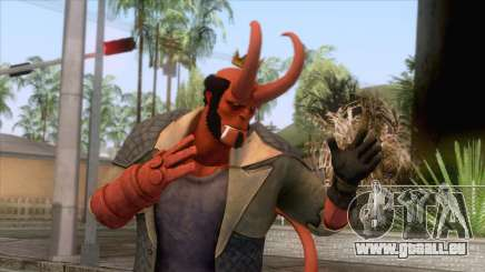 Injustice 2 - Hellboy Skin pour GTA San Andreas