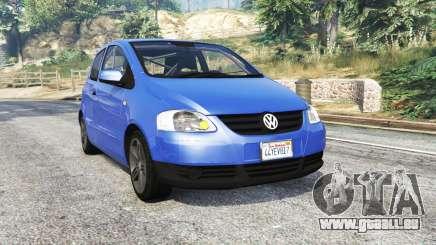 Volkswagen Fox v2.0 [replace] pour GTA 5