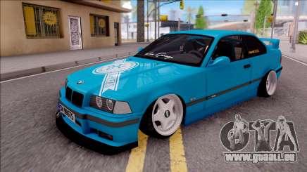 BMW 3-er E36 Blue 4.0i pour GTA San Andreas