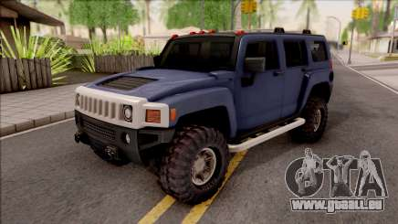 Hummer H3 2010 pour GTA San Andreas