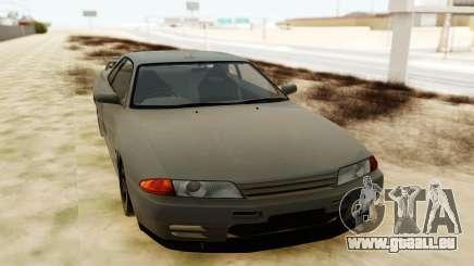 Nissan Skyline ER32 für GTA San Andreas