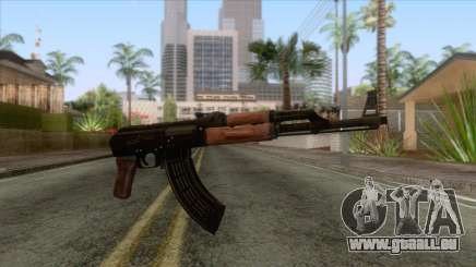 AK-47 With no Stock v1 pour GTA San Andreas