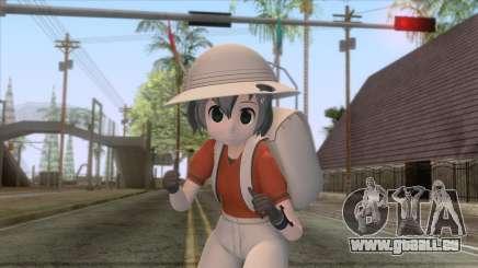 Kemono Friends - Kaban Chan pour GTA San Andreas
