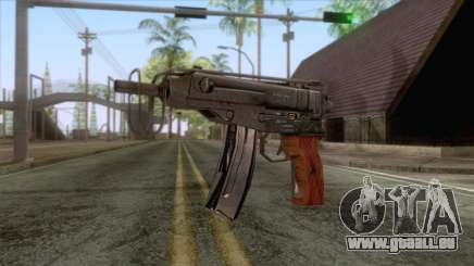 COD 4 Modern Warfare - Skorpion für GTA San Andreas